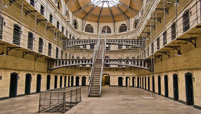 Ex prigione Dublino