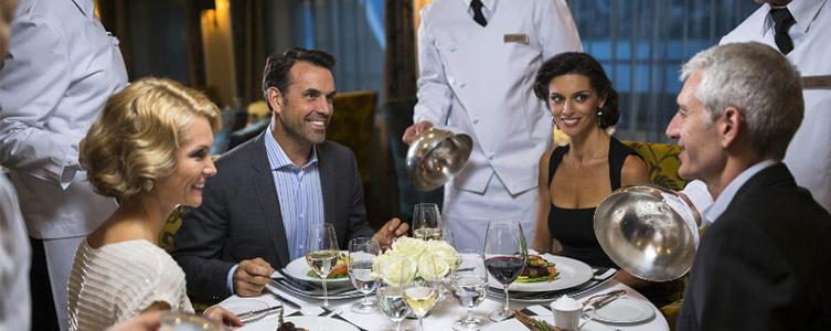 Marco polo dinner dress code