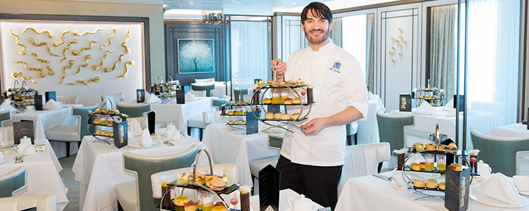 P&O Cruises Food Hero Cruises