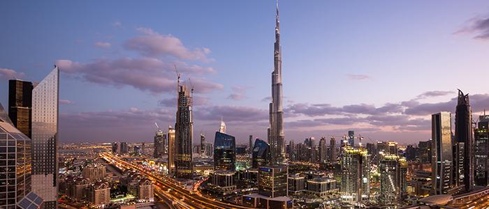 P&O Cruises Dubai