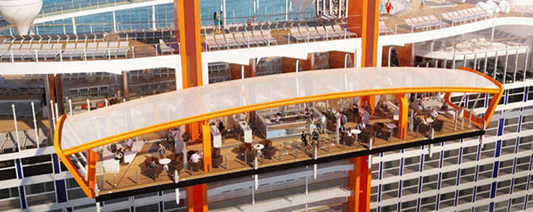 Celebrity Edge The Magic Carpet
