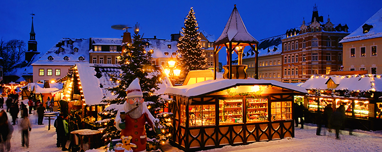 P&O Cruises Christmas Markets