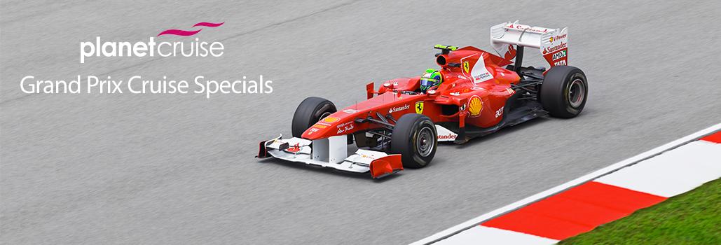 F1 Grand Prix Cruise