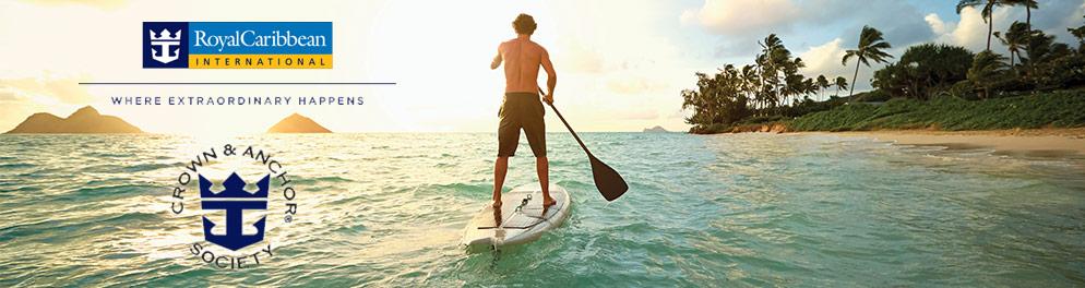 Royal Caribbean Crown and Anchor Society cruise rewards